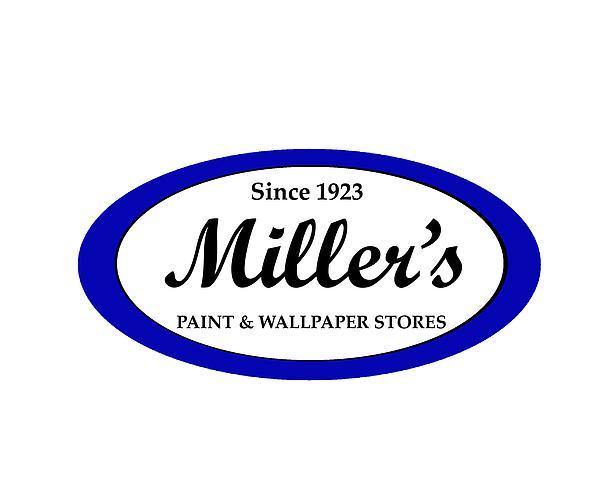 Miller S Paint Wallpaper Easton Benjamin Moore